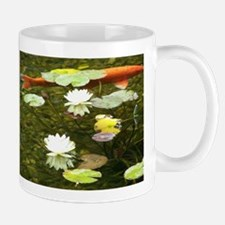 Waterlily pond Mug