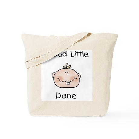 Little Dane (Boy) Tote Bag