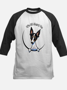 Rat Terrier IAAM Baseball Jersey