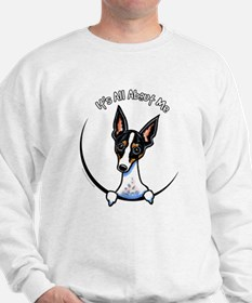 Rat Terrier IAAM Sweatshirt