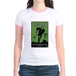 Strk3 Lincolnstein Jr. Ringer T-Shirt