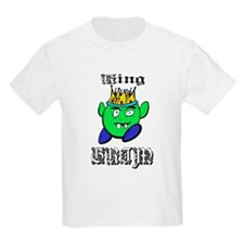 King GRIM's Kids T-Shirt