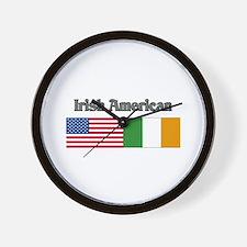 Irish American Wall Clock