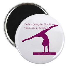 Gymnastics Magnet - Champion
