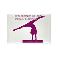 Gymnastics Magnets (10) - Champion