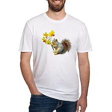 Squirrel Daffodils Shirt