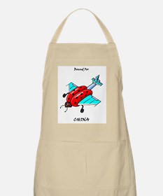 Bound For China BBQ Apron