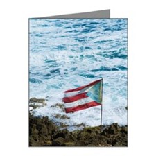 Puerto Rico, Old San Juan, f Note Cards (Pk of 20)