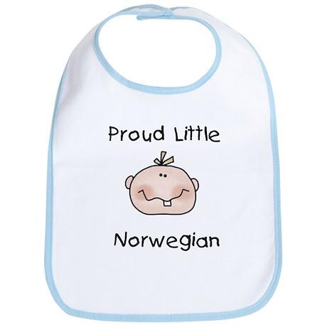 Little Norwegian(Boy) Bib