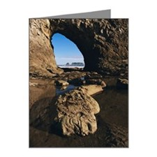 Hole in the Wall formation,  Note Cards (Pk of 20)