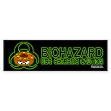 FruitCake BIOHAZARD Sticker Bumper