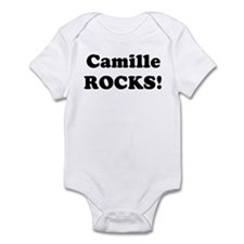 Camille Rocks! Infant Bodysuit