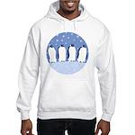 Penguin Quartet Hooded Sweatshirt