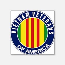 Vietnam Veterans of America Oval Sticker