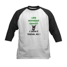 GOATS-Life Without Pygmy Goat Tee