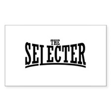 The Selecter Rectangle Decal