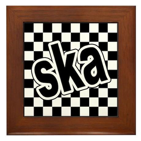ska Framed Tile