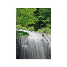 Waterfall Rectangle Magnet