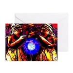 Witchy Women Greeting Cards (Pk of 10)
