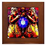 Witchy Women Framed Tile