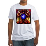 Witchy Women Fitted T-Shirt