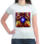 Witchy Women Jr. Ringer T-Shirt
