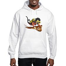 Killer Stingrays Hoodie