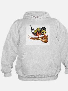 Killer Stingrays Hoody