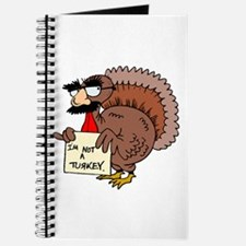 I am not a Turkey Journal