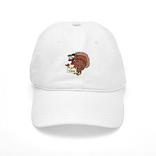 I am not a Turkey Baseball Cap