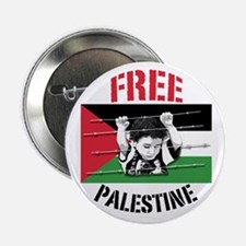 "Funny West bank 2.25"" Button"
