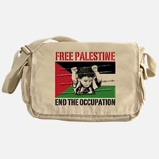 Palestine Messenger Bag