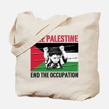 Unique Palestinian Tote Bag