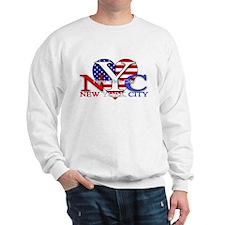 I LOVE New York City NYC Sweatshirt