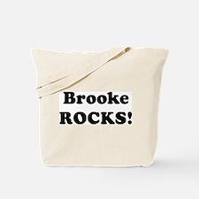 Brooke Rocks! Tote Bag