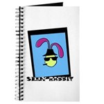 Mission Hill Silly Rabbit Journal