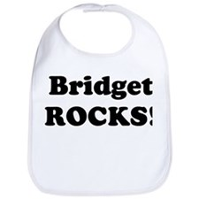 Bridget Rocks! Bib