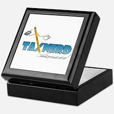 Unique Taxes Keepsake Box