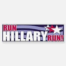 Hillary Bumper Bumper Sticker
