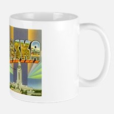 Nebraska Greetings Mug
