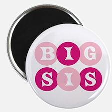 Big Sis Circles Magnet