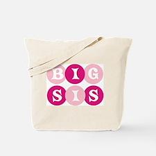 Big Sis Circles Tote Bag