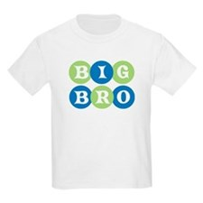 Big Bro Circles Kids T-Shirt