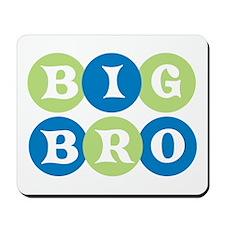 Big Bro Circles Mousepad