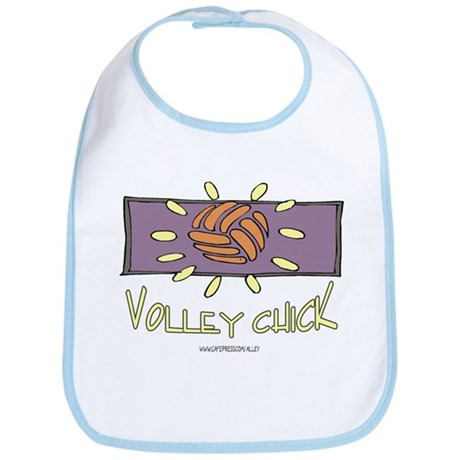 Volley Chick Bib