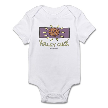 Volley Chick Infant Bodysuit