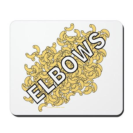 Elbows Mousepad