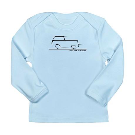 Speedy Crew Cab Long Sleeve Infant T-Shirt