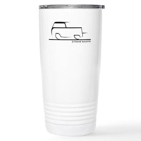 Speedy Crew Cab Stainless Steel Travel Mug