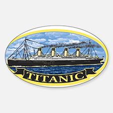 Titanic Rectangle Decal